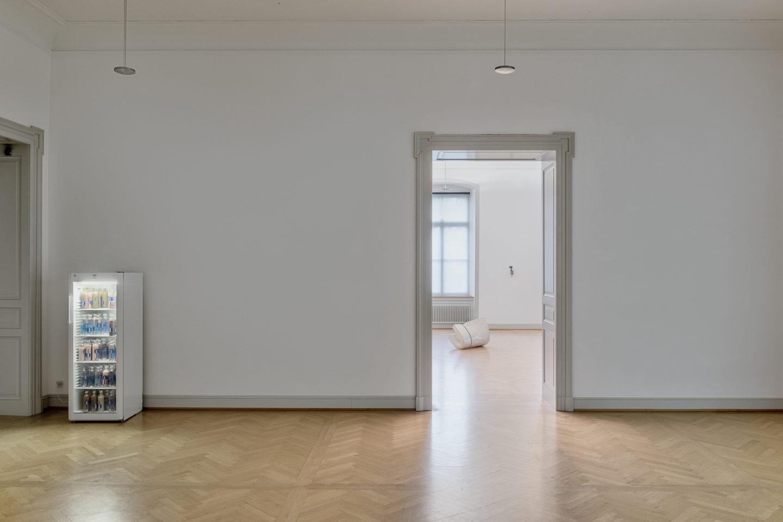 "Installation View ""Converter"" at Kunstmuseum St. Gallen / Photo: Sebastian Stadler"