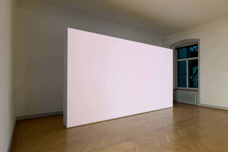 "Installation View Pamela Rosenkranz ""Living Colours, 2012"" at Kunstmuseum St. Gallen / Photo: Sebastian Stadler / Courtesy: Karma International, Zürich, und Miguel Abreu, New York"