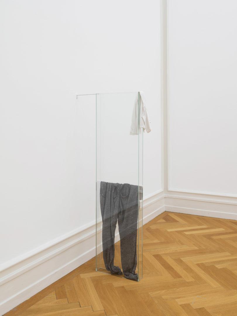"Installation View Manuel Burgener ""Untitled, 2018"" at Kunsthalle Bern, 2018 / Photo: Gunnar Meier"