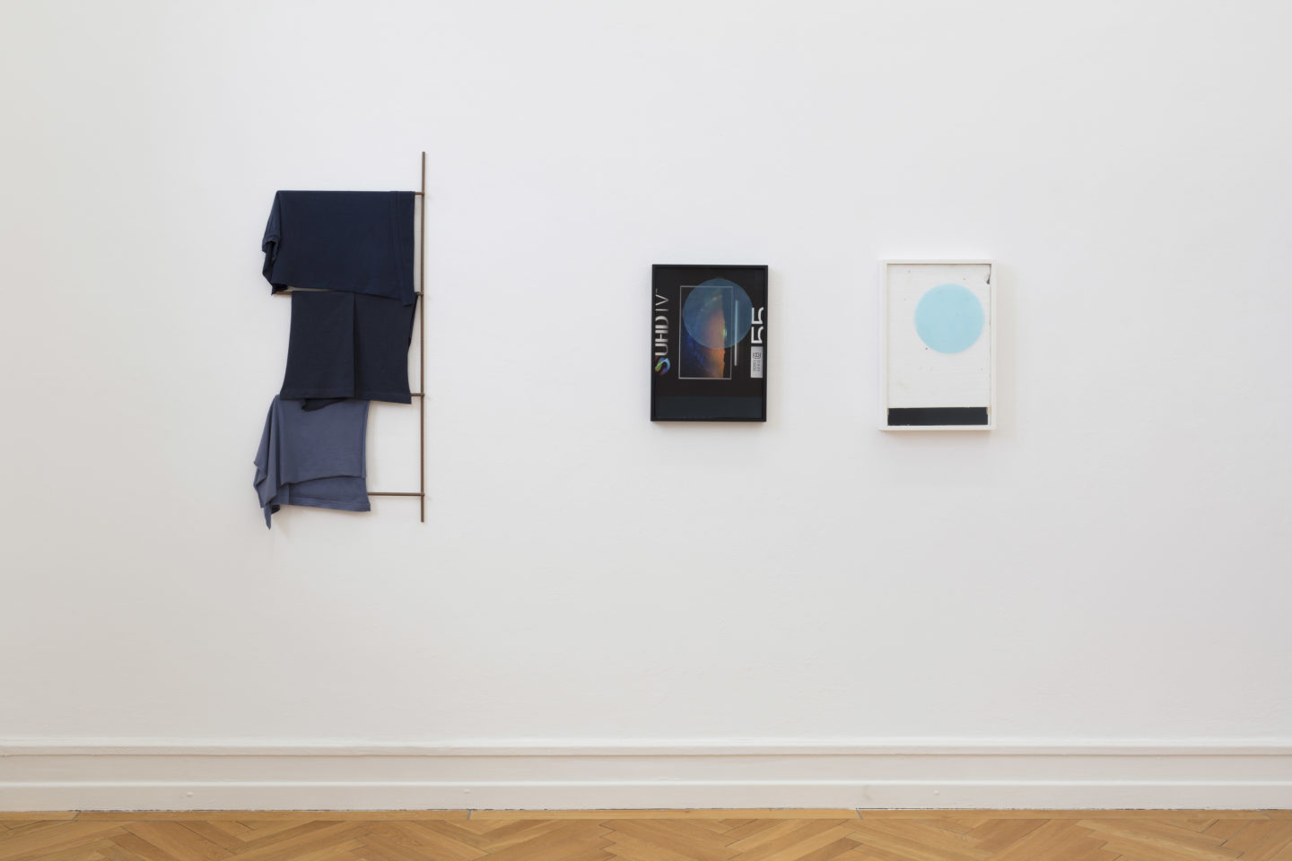 Installation View Edit Oderbolz at Kunsthalle Bern, 2018 / Photo: Gunnar Meier