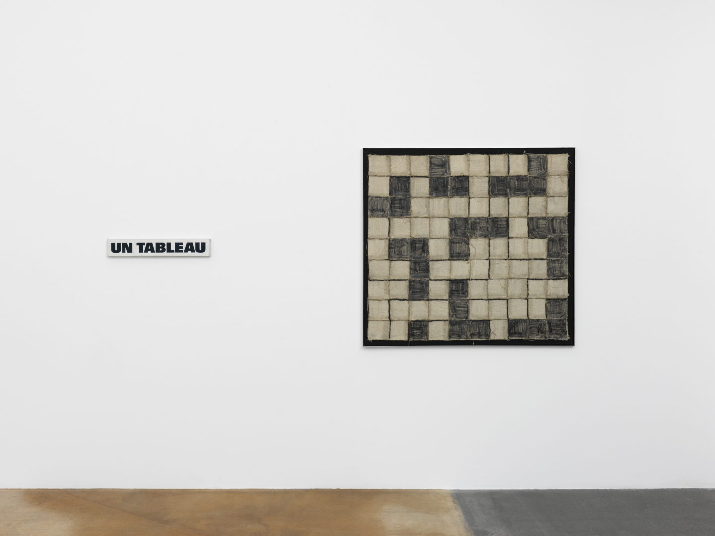 """Exhibition view """"Nouvelles Images"""" at MAMCO Geneva / Photo: Annik Wetter / Courtesy: the artist and Mamco"""