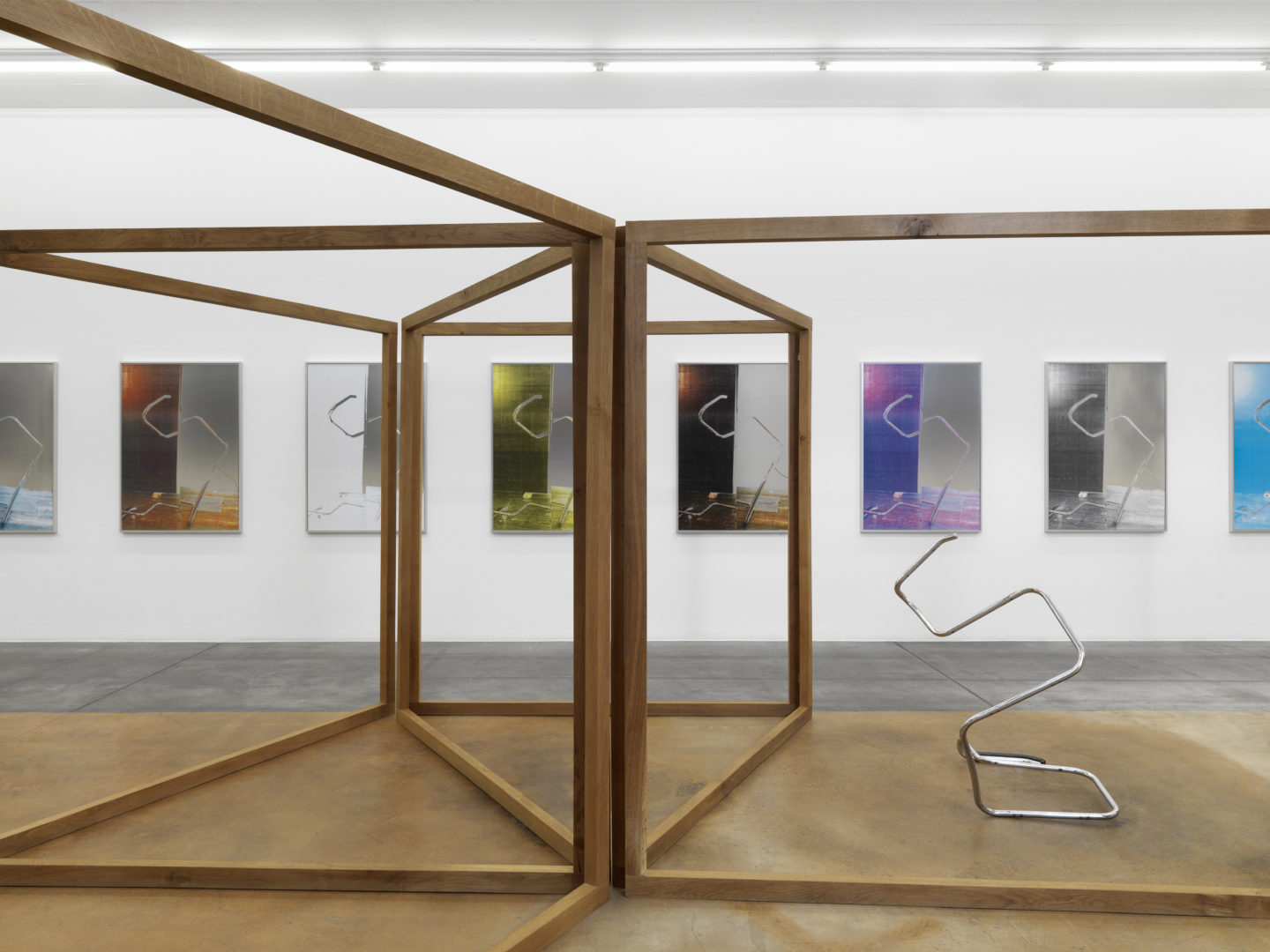 """Annik-Exhibition view """"Nouvelles Images"""" at MAMCO Geneva / Photo: Annik Wetter / Courtesy: the artist and Mamco _2018-02-25_10085"""