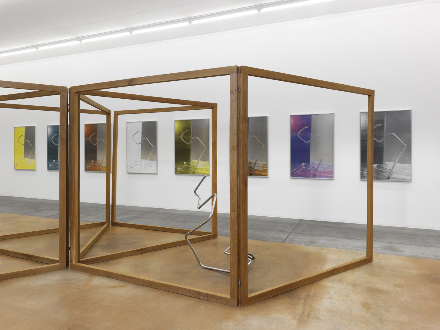 "Exhibition view ""Nouvelles Images"" at MAMCO Geneva / Photo: Annik Wetter / Courtesy: the artist and Mamco"