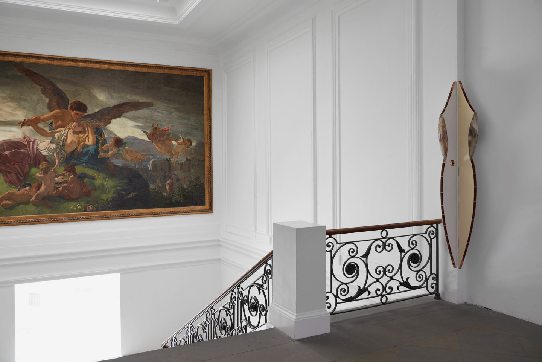 Installation view, Michael E. Smith, Kunsthalle Basel, 2018. Photo: Philipp Hänger / Kunsthalle Basel