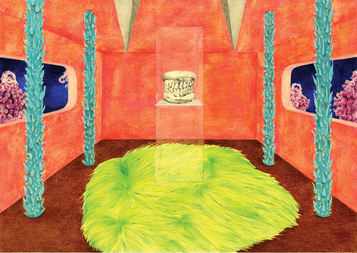 "Marta Riniker-Radich ""Glen McCarthy Goes to the Sea, 2010"" at Kunsthaus Glarus / Courtesy: the artist"