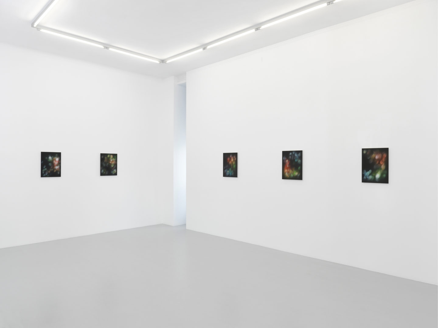 Exhibition View Darren Almond at Xippas Geneva, 2018 / Photo: Annik Wetter / Courtesy: the artist and Xippas