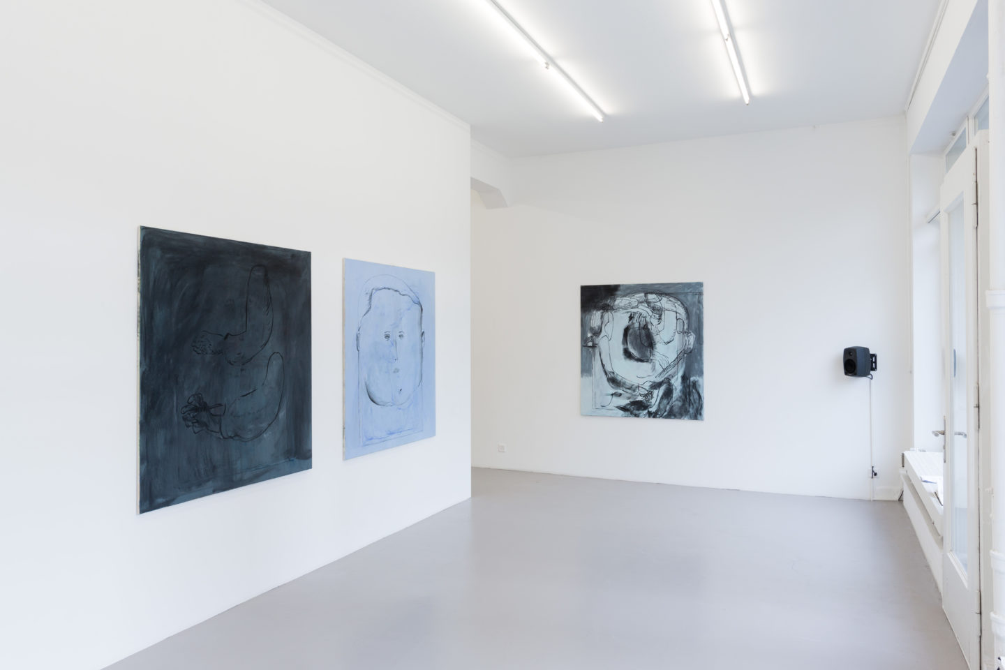 "Exhibition view ""Revitalise"" at Bolte Lang / Courtesy: the artist and Bolte Lang"