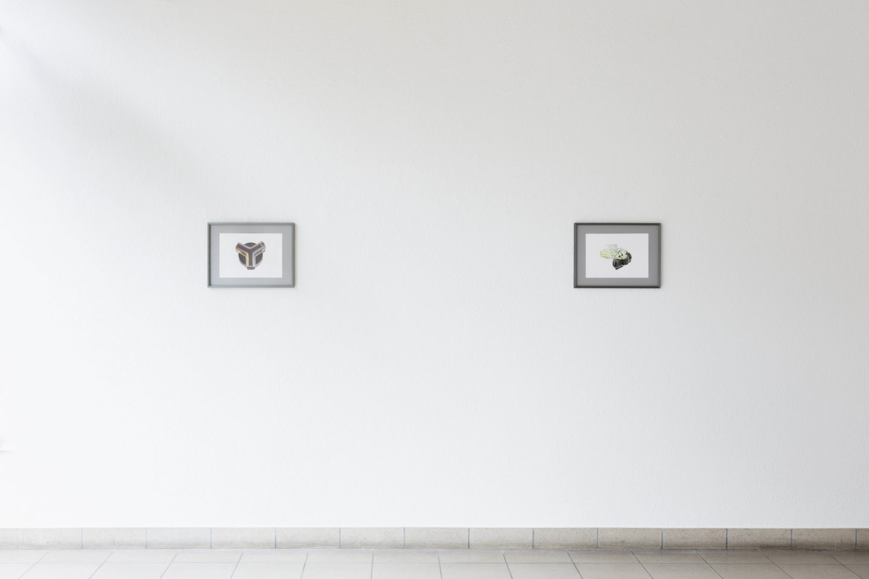 "Exhibition View Marta Riniker-Radich ""The enemy within, 2017"" at Kunsthaus Glarus / Photo: Gunnar Meier / Courtesy: the artist"