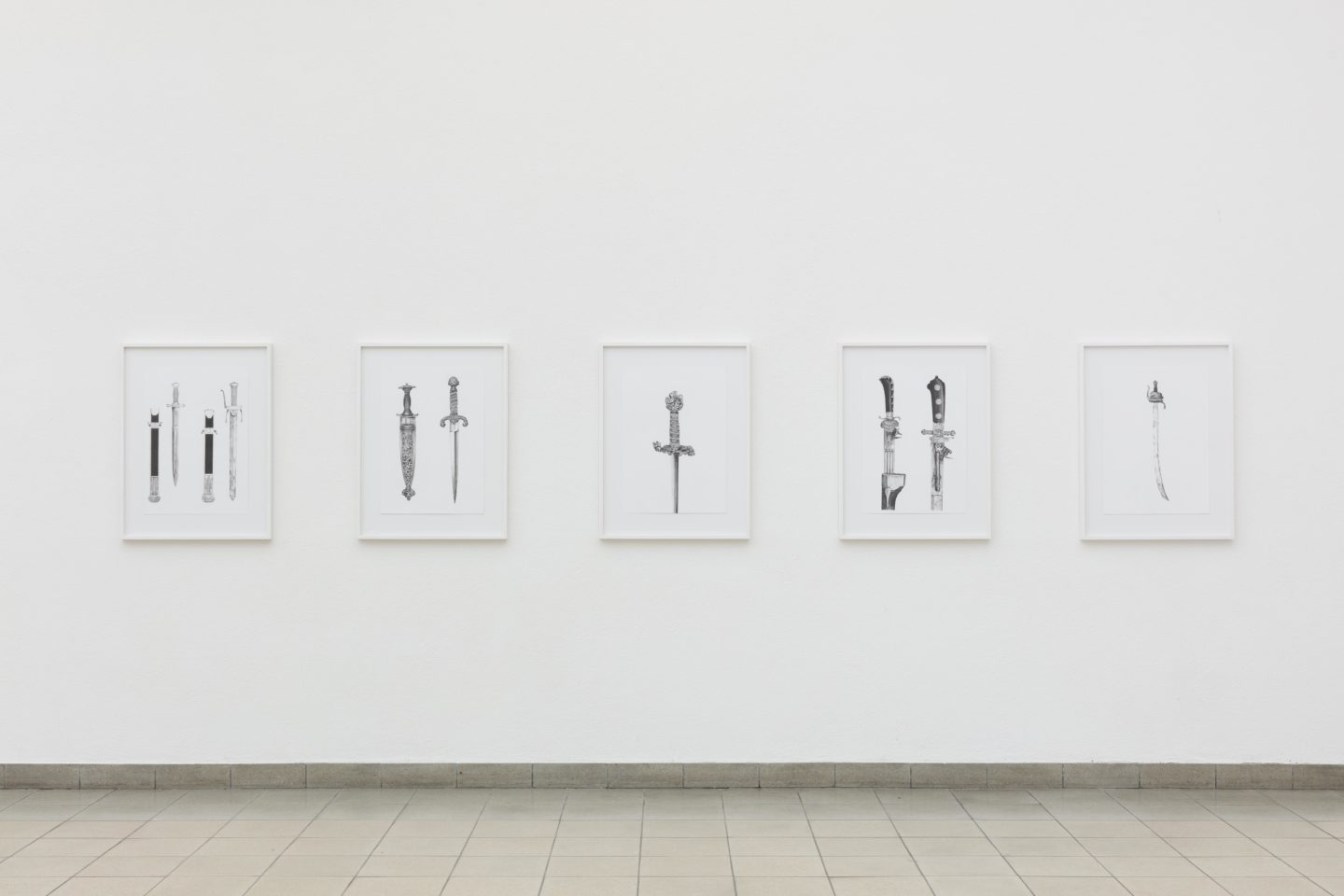 """Exhibition View Marta Riniker-Radich """"A highly sophisticated security blanket, 2015"""" at Kunsthaus Glarus / Photo: Gunnar Meier / Courtesy: the artist"""