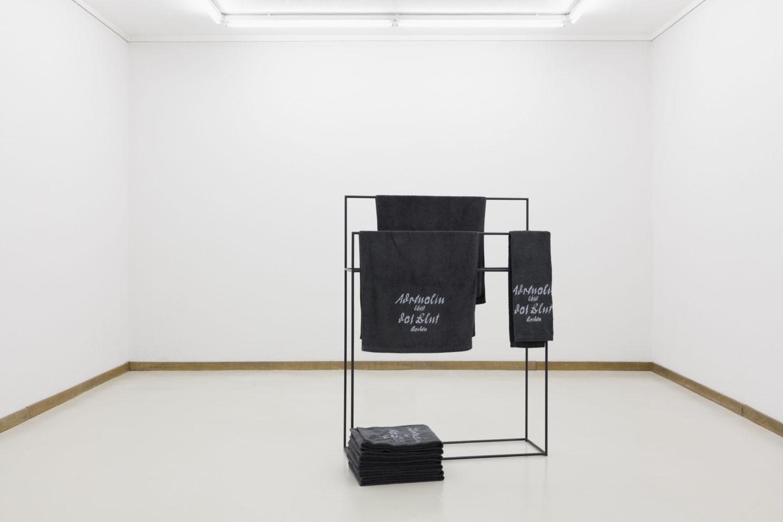 "Exhibition View Marta Riniker-Radich ""Infinity training, 2018"" at Kunsthaus Glarus / Photo: Gunnar Meier / Courtesy: the artist"