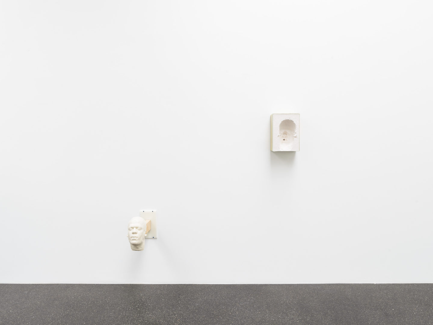 """Exhibition View Florian Germann """"Ringer"""" at Galerie Gregor Staiger / Photo and Courtesy: Galerie Gregor Staiger, Zürich"""