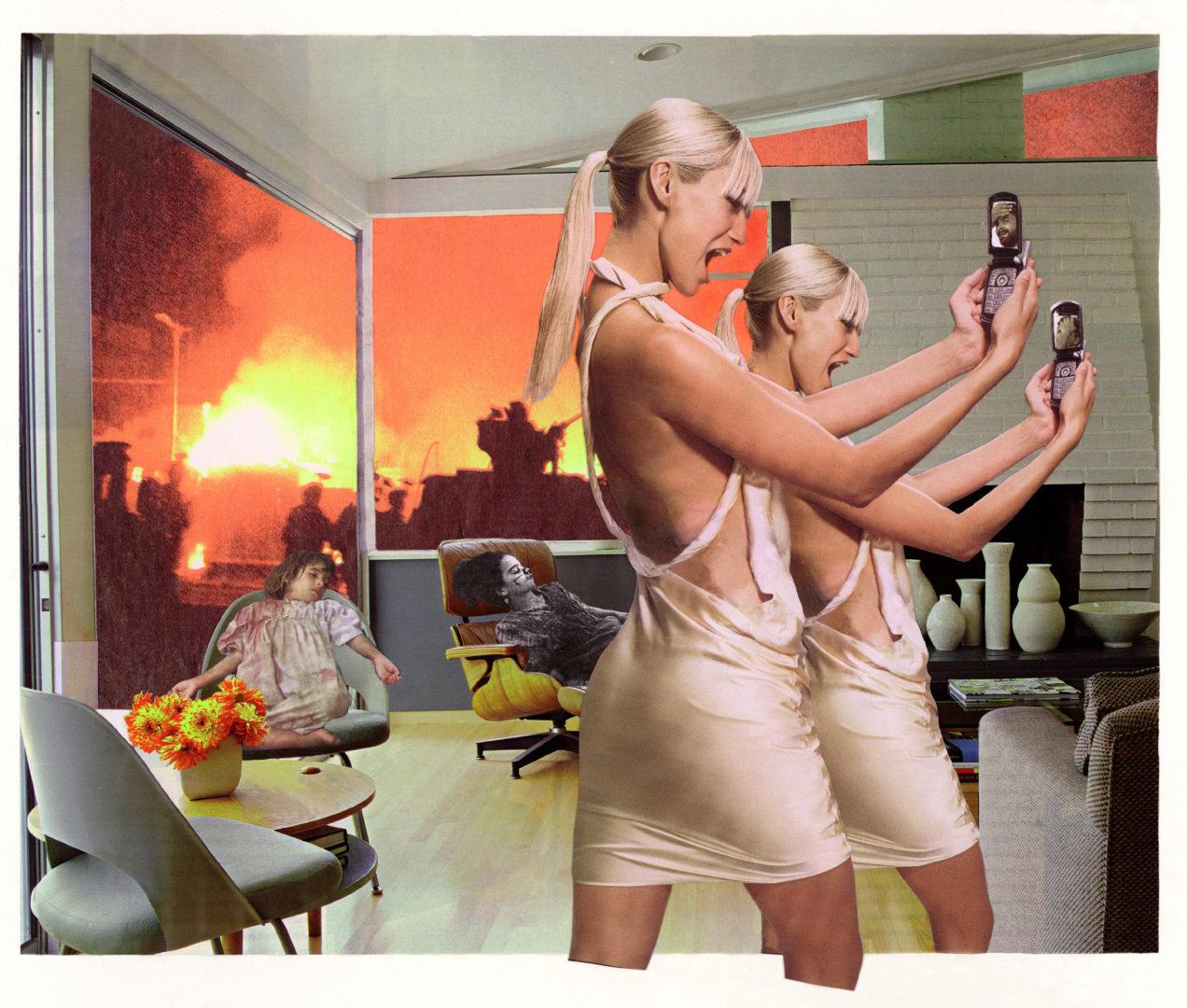 "Martha Rosler ""Photo Op"" at Kunstmuseum Basel Gegenwart 2018 / Courtesy: the Artist, Mitchell Innes and Nash, New York and Galerie Nagel Draxler Berlin/ Köln"