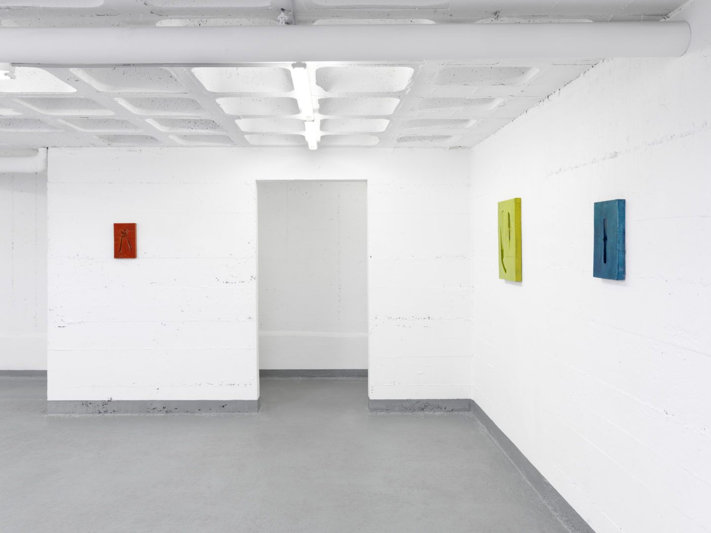 "Exhibition View Zak Kitnick ""CRAFTSMAN BY SEARS AT KMART"" at Ribordy Contemporary / Photo: Annik Wetter / Courtesy: the artist and the gallery"