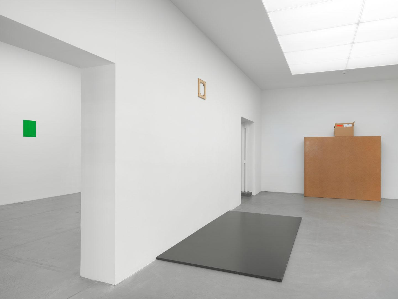 """Exhibition View Imi Knoebel """"Guten Morgen, weisses Kätzchen"""" at Museum Haus Konstruktiv, 2018 / © 2018, ProLitteris, Zurich; IMI KNOEBEL / Photo: Stefan Altenburger"""