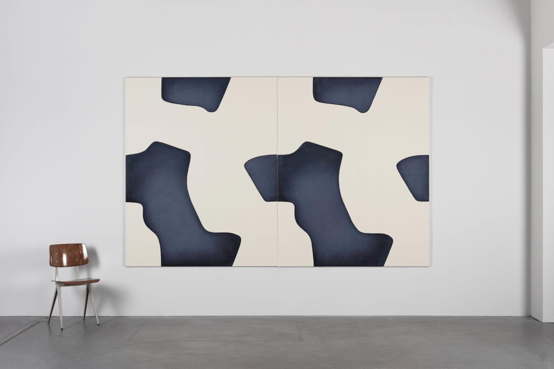 "Exhibition View Landon Metz ""Feels So Right Now"" at von Bartha, Basel / Photo: Andreas Zimmermann / Courtesy: von Bartha"