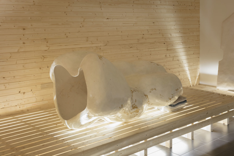 Installation View Jumana Manna «Adrenarchy» at SALTS, Birsfelden / Photo: Gunnar Meier / Courtesy: the artist and SALTS