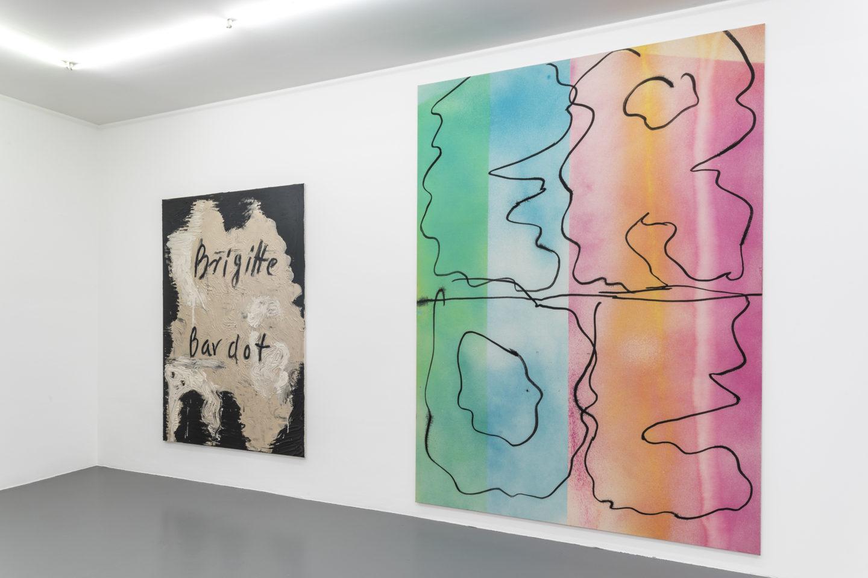 Exhibition View Jürgen Drescher «Kill Grill» at Mai 36 Galerie, Zurich / Photo & Courtesy: Mai 36 Galerie, Zurich and Pro Litteris-16-13