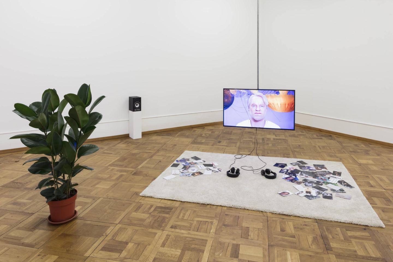 Exhibition View Groupshow «Zeitspuren – The Power of Now» at PASQUART, Biel/Bienne, 2018 / Photo: Gunnar Meier