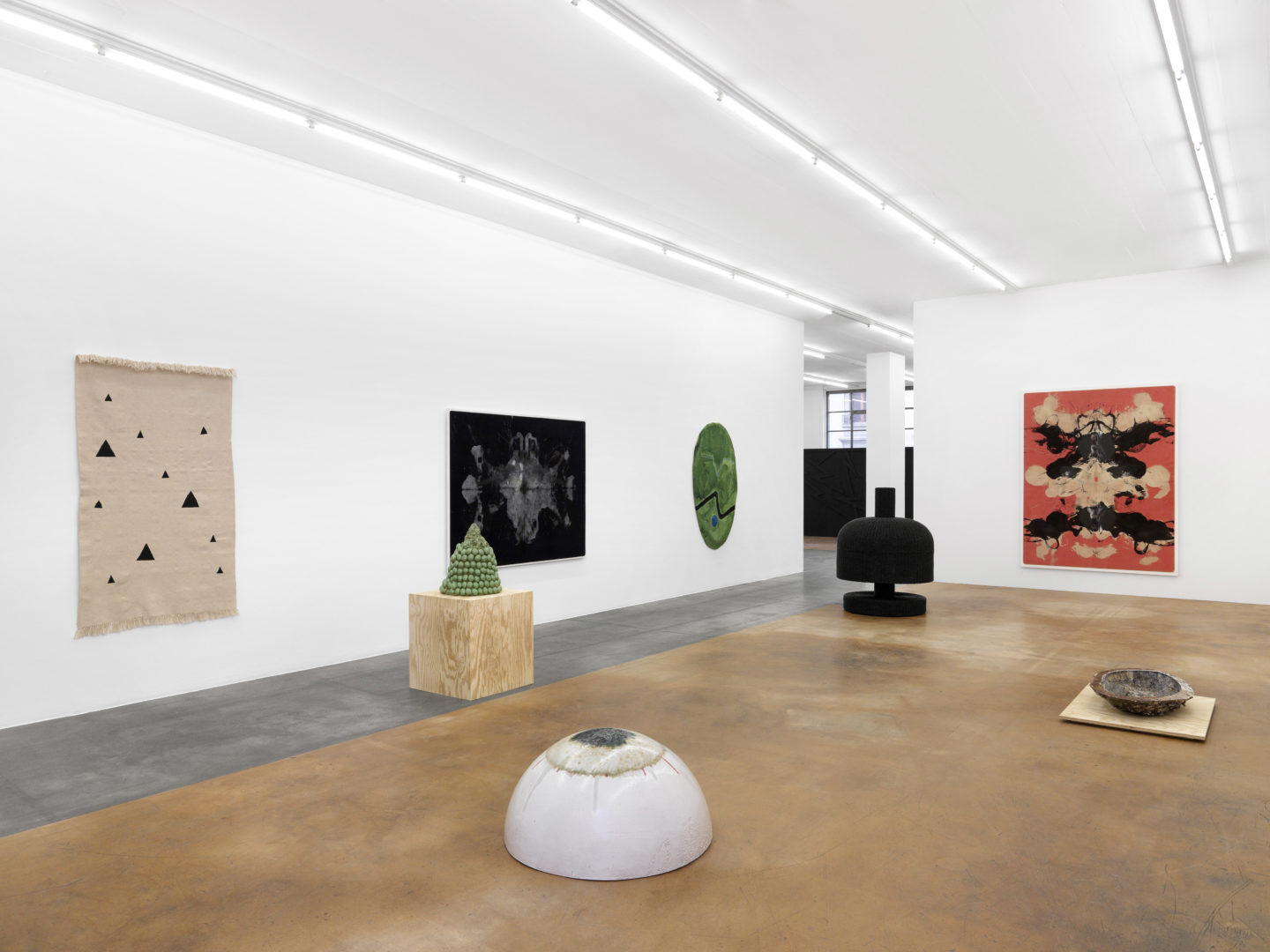 Exhibition View Mai-Thu Perret Soloshow at MAMCO, Geneva, 2018 / Photo: Annik Wetter / Courtesy: the artist and MAMCO, Geneva
