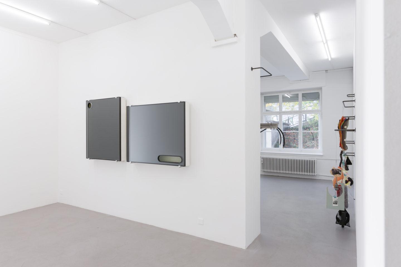 Exhibition View Partrick Hari Soloshow «diese ecke wurde als verloren aufgegeben» at Bolte Lang, Zurich / Courtesy: the artist and Bolte Lang, Zurich