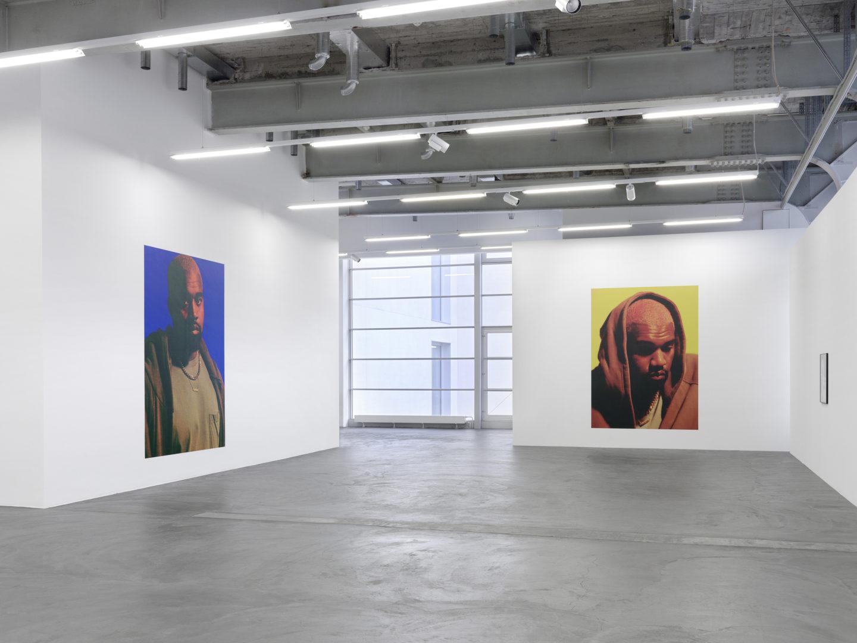 Installation View, Heji Shin at Kunsthalle Zürich, 2018 / Photo: Annik Wetter / Courtesy: the artist and Kunsthalle Zürich