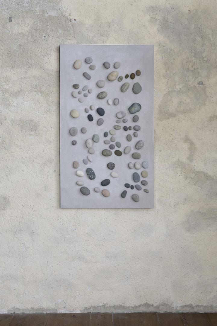 (small 03), 2018» at Galerie Tschudi, Zuoz / Photo: Ralph Feiner / Courtesy: the artist and Galerie Tschudi, Zuoz