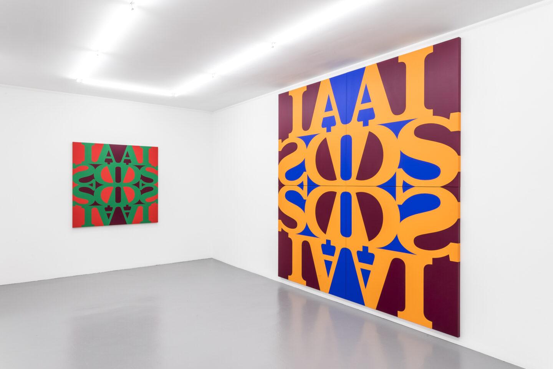 Exhibition View General Idea Soloshow at Mai 36, Zurich / © The Estate of General Idea / Courtesy: Mai 36 Galerie, Zurich