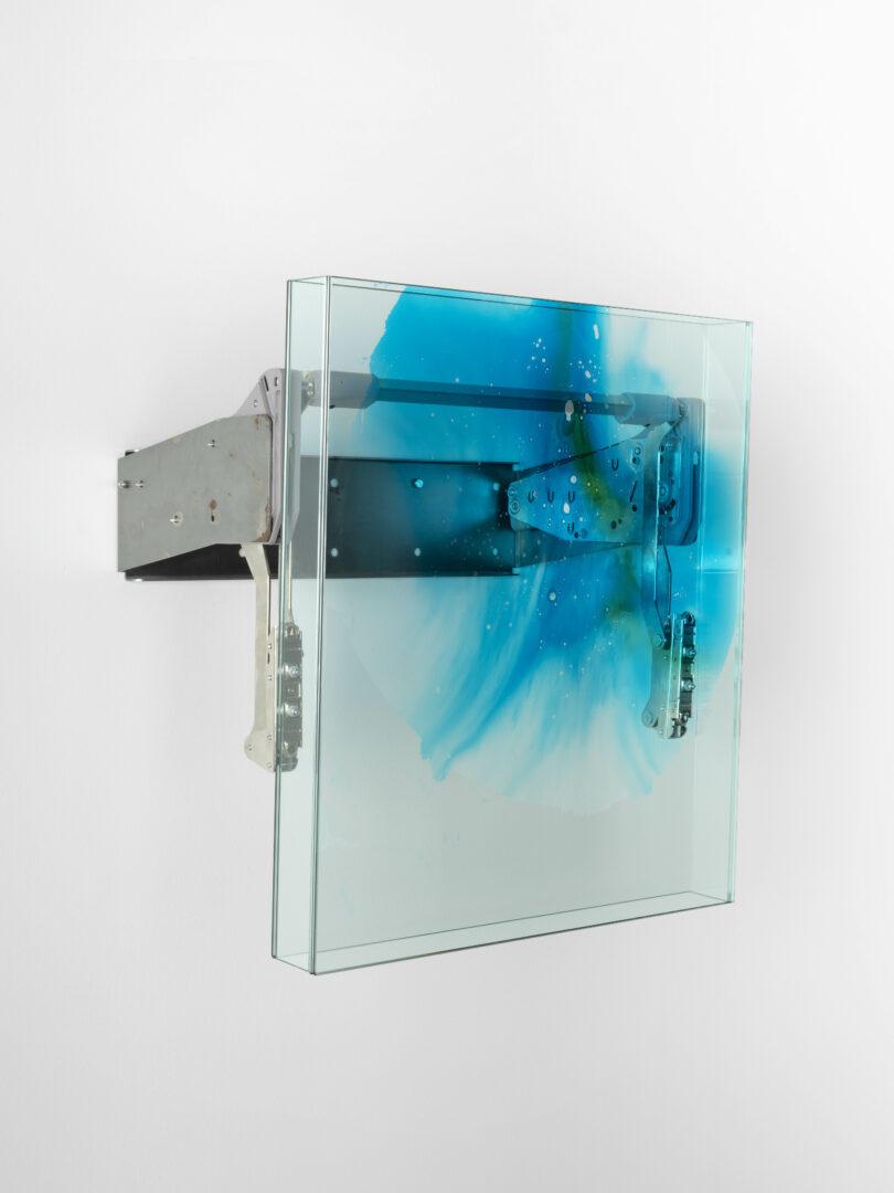 Exhibition View Manuel Burgener Soloshow «Interlude ; Untitled, 2019» at Galerie Maria Bernheim, Zurich, 2019 / Photo: Julien Gremaud / Courtesy: the artist and the gallery-ManuelBurgener-JulienGremaud-HD-10