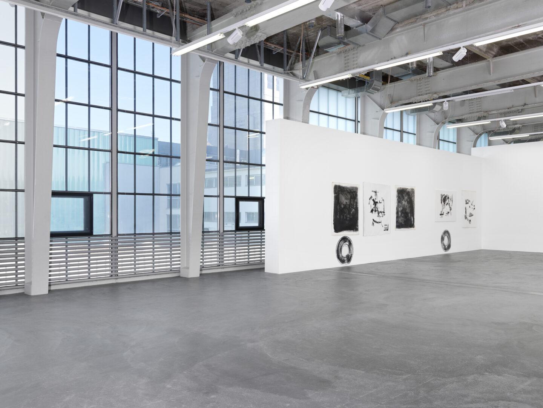 Exhibition View Genoveva Filipovic Soloshow «Shiva 2019 ✆» at Kunsthalle Zürich, Zurich / Photo: Annik Wetter / Courtesy: the artist and Kunsthalle Zürich