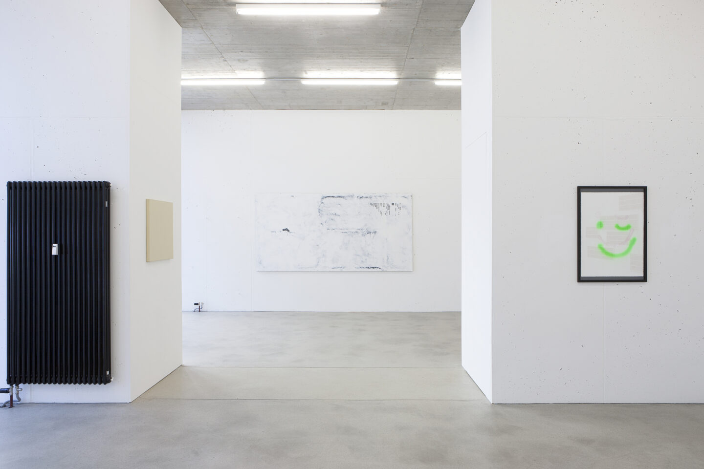 Exhibition View Groupshow «Style Samples» at Forma art contemporain, Lausanne / Photo: Shannon Guerrico / Courtesy: the artist and Forma
