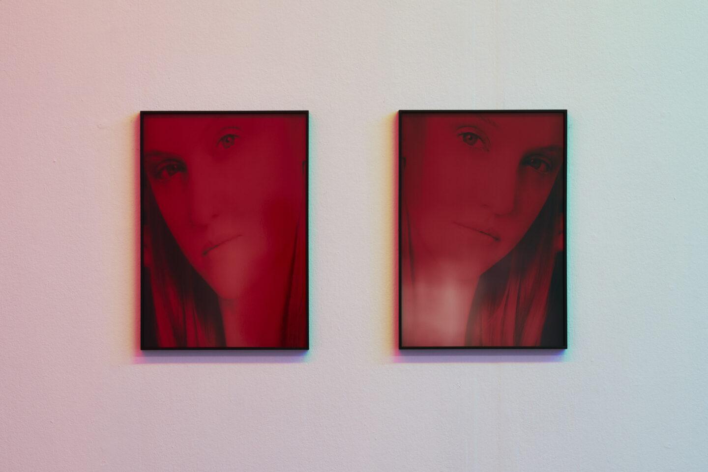 Exhibition View Michael Etzensperger Soloshow «view on Abglanz, 2019» at Kunsthalle Winterthur, Winterthur, 2019 / Photo and Courtesy: Michael Etzensperger