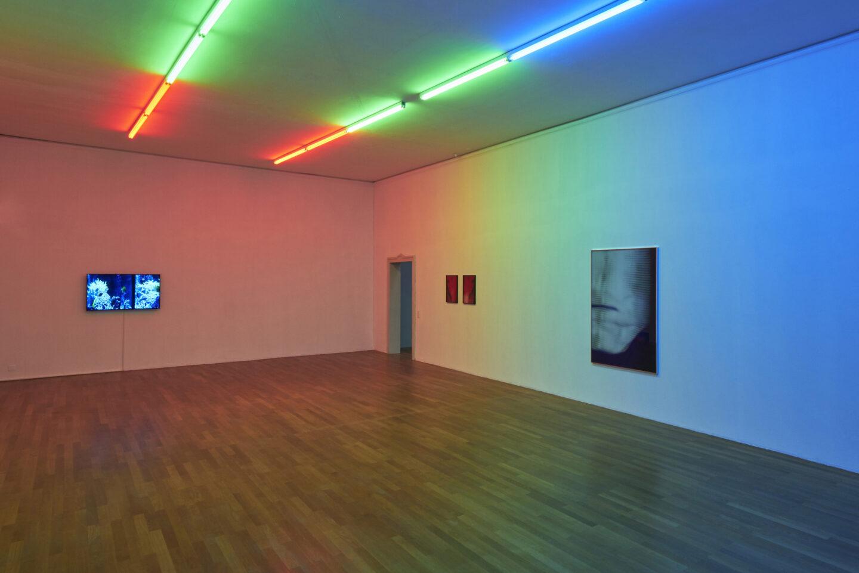 Exhibition View Michael Etzensperger Soloshow at Kunsthalle Winterthur, Winterthur, 2019 / Photo and Courtesy: Michael Etzensperger