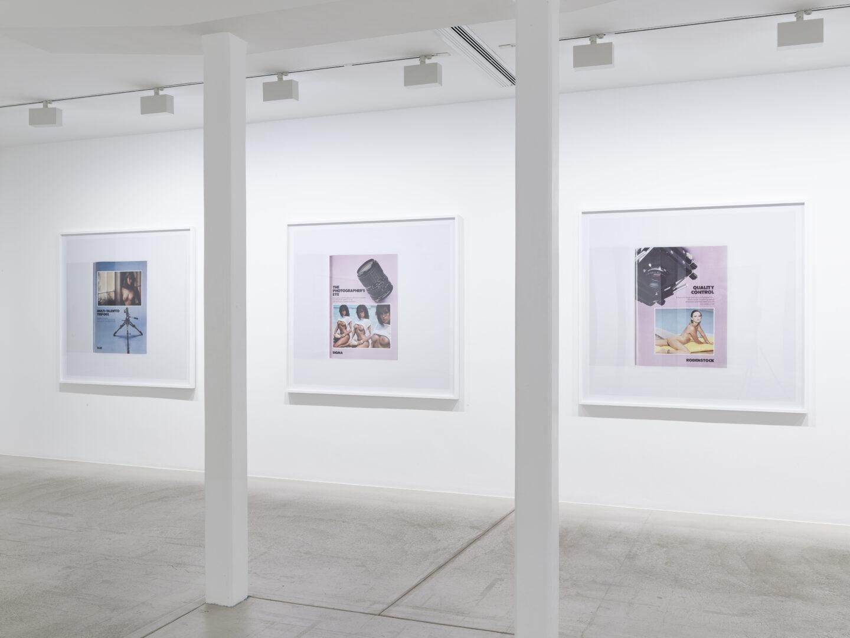 Exhibition View Anne Collier «Photographic» at Fotomuseum Winterthur, Winterthur, 2019 / Photo: © Benedikt Redmann; Fotomuseum Winterthur