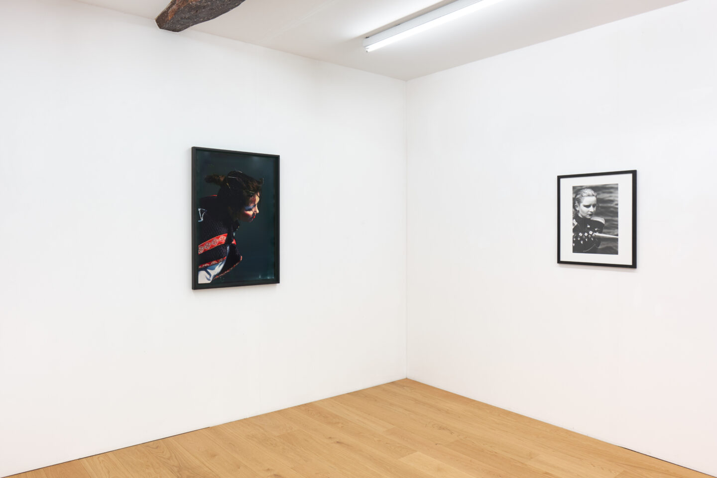Exhibition View Ulrike Ottinger Soloshow «Madame X. Eine absolute Herrscherin» at Kirchgasse, Steckborn, 2019 / Courtesy: the artist