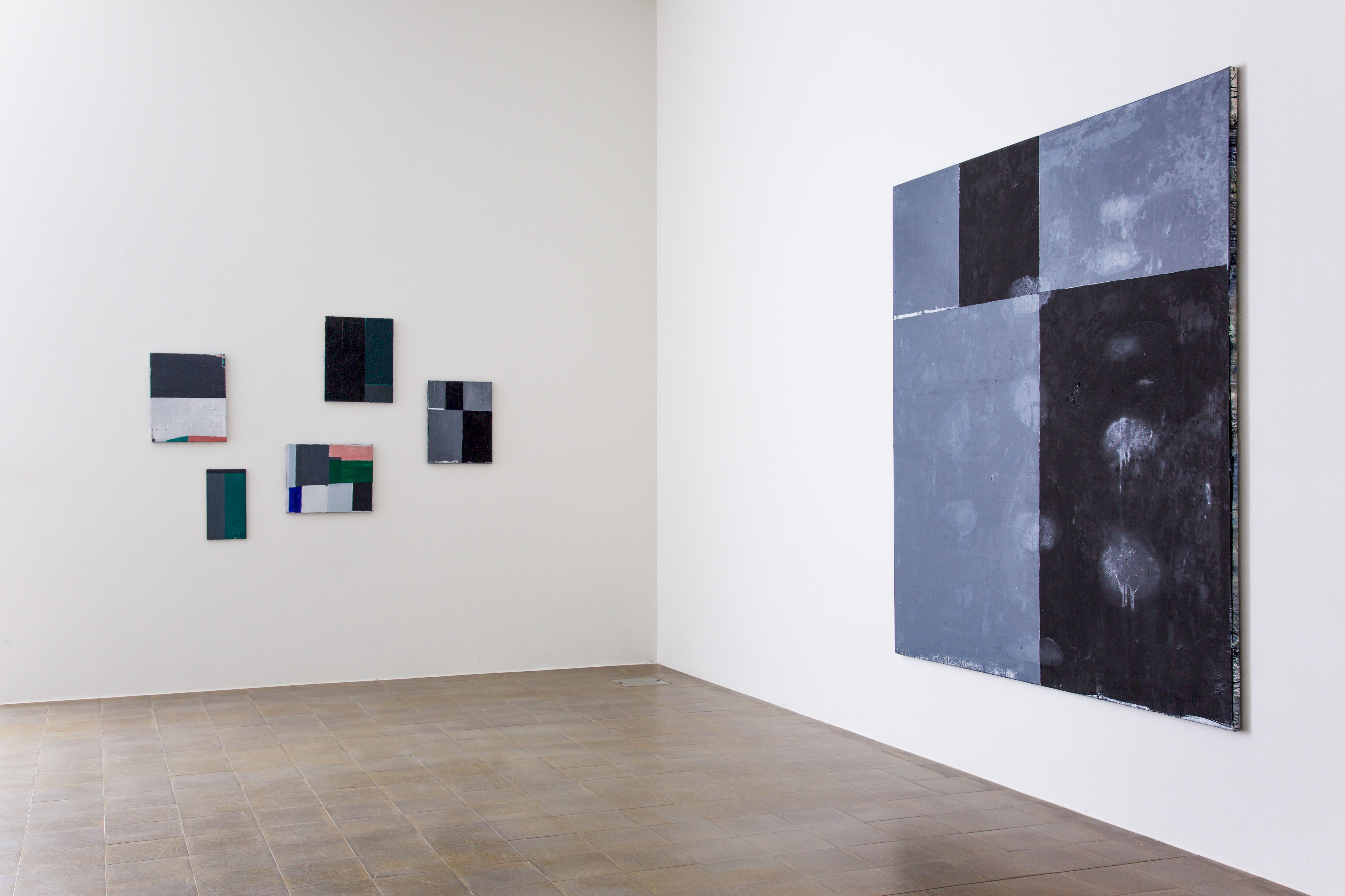 Exhibition D View : Galerie nathalie obadia