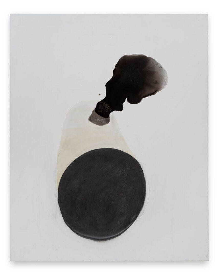 Exhibition View Takesada Matsutani Soloshow «Yohaku; view on Tanabiku, 2014» at Hauser & Wirth, Zurich, 2019 / © Takesada Matsutani / Courtesy: the artist and Hauser & Wirth