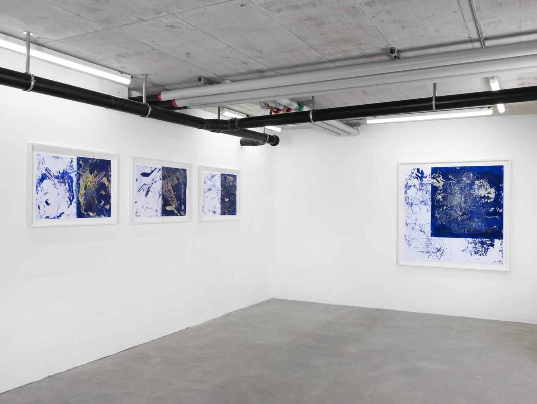 Exhibition View Sophie Bouvier Ausländer Soloshow «Words, Works, Worlds» at Galerie Heinzer Reszler, Lausanne, 2019 / Photo: Julien Gremaud / Courtesy: the artist and Galerie Heinzer Reszler