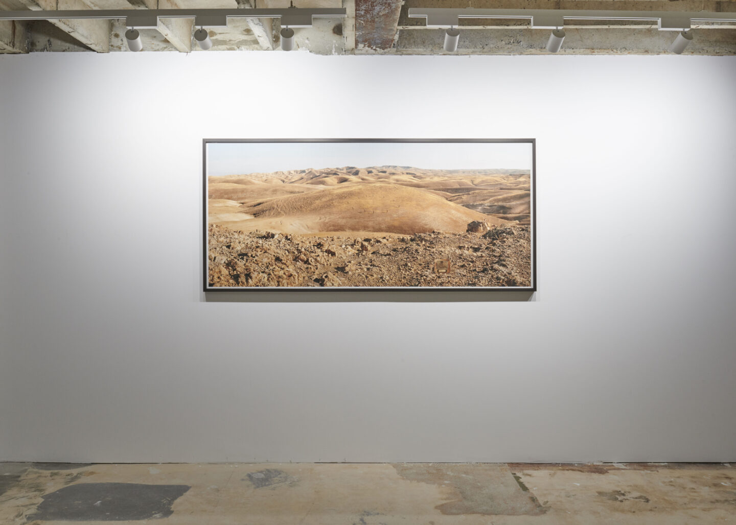 Exhibition View Yuval Yairi Soloshow «Cyphers & Cypresses; view on Survey #3, 2019» at Fabienne Levy, Lausanne, 2019 / Photo: Guillaume Baeriswyl / Courtesy: the artist and Fabienne Levy
