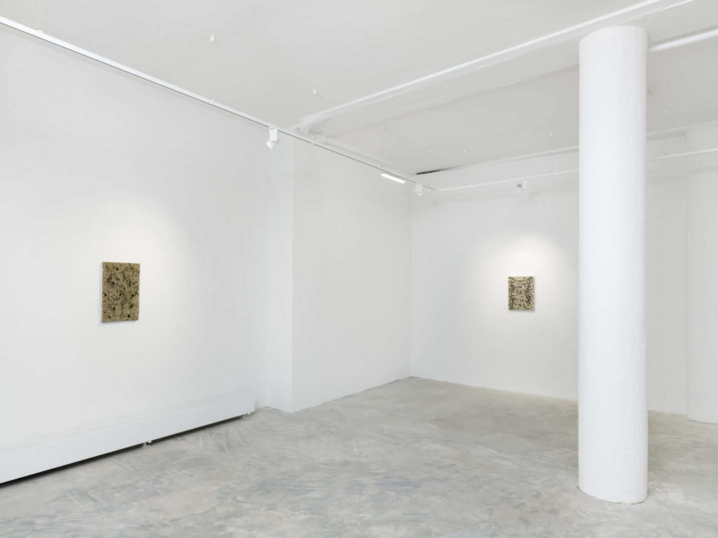 Exhibition View Davina Semo Soloshow «Agora» at Ribordy Thetaz, Geneva, 2019 / Photo: Annik Wetter / Courtesy: the artist and Ribordy Thetaz