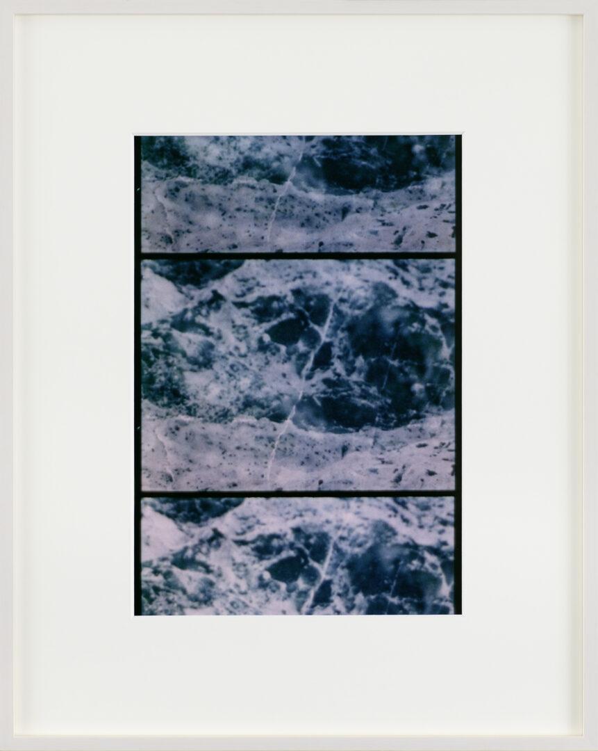 Exhibition View Groupshow «La metamorphose de l'art imprime; view on Philippe Decrauzat, Different time (Replica), 2019, (Edition of 11 unique)» at VFO, Zurich, 2019 / Photo: Bernhard Strauss / Courtesy: the artist and VFO, Zurich