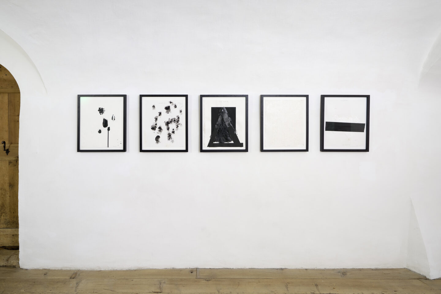 Exhibition View Groupshow «Absolutely Tschudi; view on Not Vital» at Galerie Tschudi, Zuoz, 2019 / Photo: Ralph Feiner, Malans / Courtesy: the artists and Galerie Tschudi, Zuoz