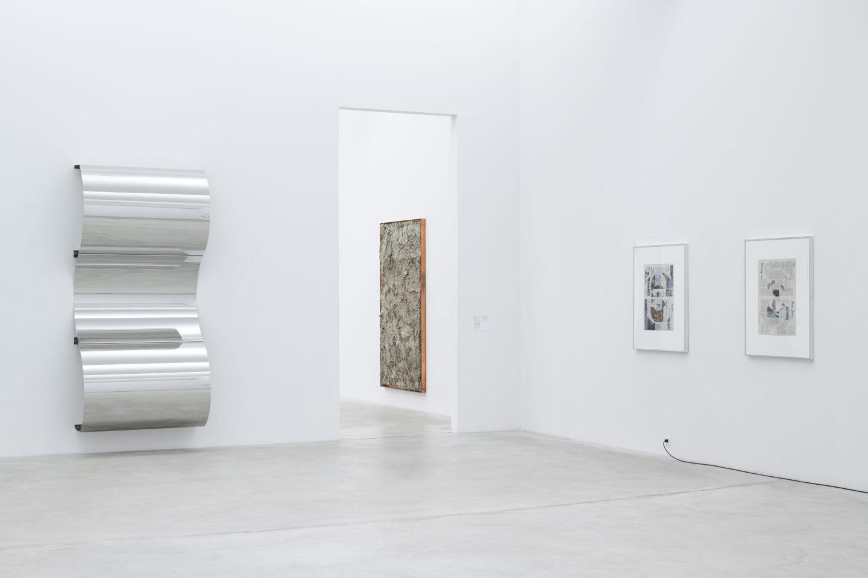 Exhibition View Walead Beshty Soloshow «Standard Deviations» at Kunst Museum Winterthur, Winterthur, 2020 / Photo: Reto Kaufmann / Courtesy: the artist and Kunst Museum Winterthur