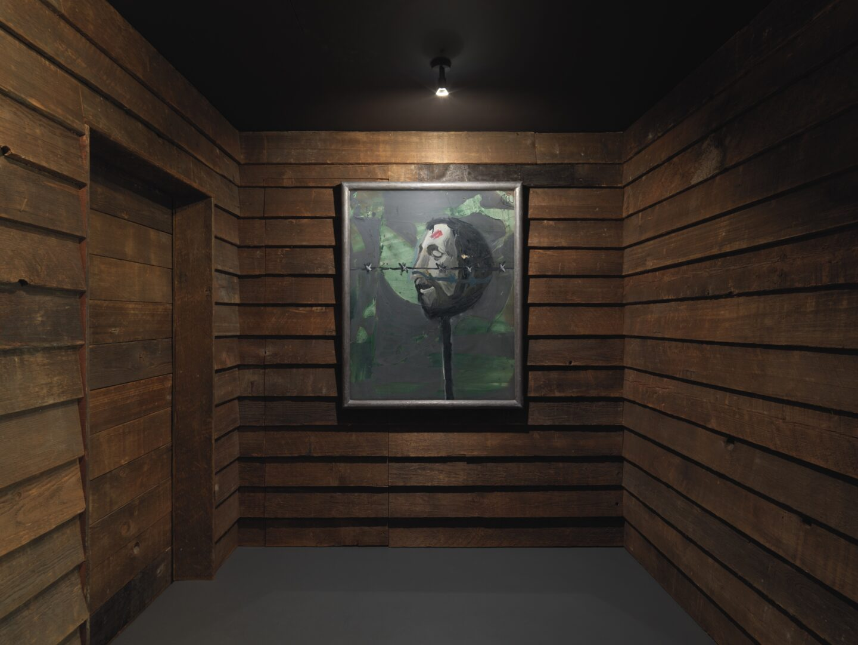 Exhibition View Markus Lüpertz Soloshow at Vito Schnabel Gallery, St. Moritz, 2020 / ©️ VG Bild-Kunst Bonn, 2020 / Photo: Stefan Altenburger / Courtesy: the artist and Vito Schnabel Gallery
