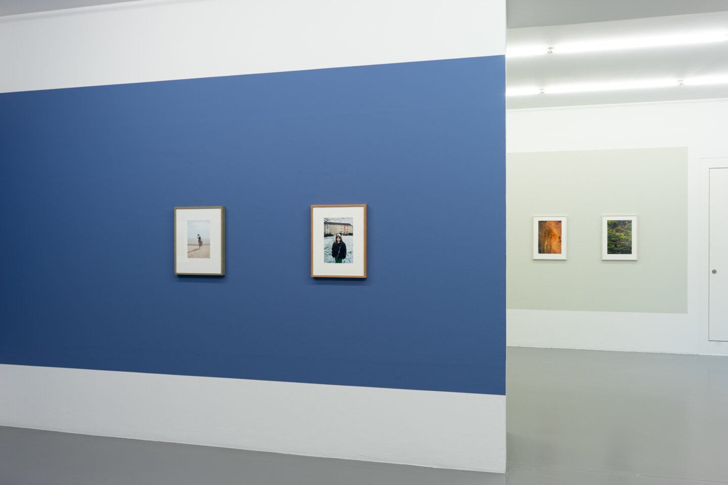 Exhibition View Jitka Hanzlová Soloshow at Mai 36, Zurich, 2020 / Courtesy: the artist and Mai 36