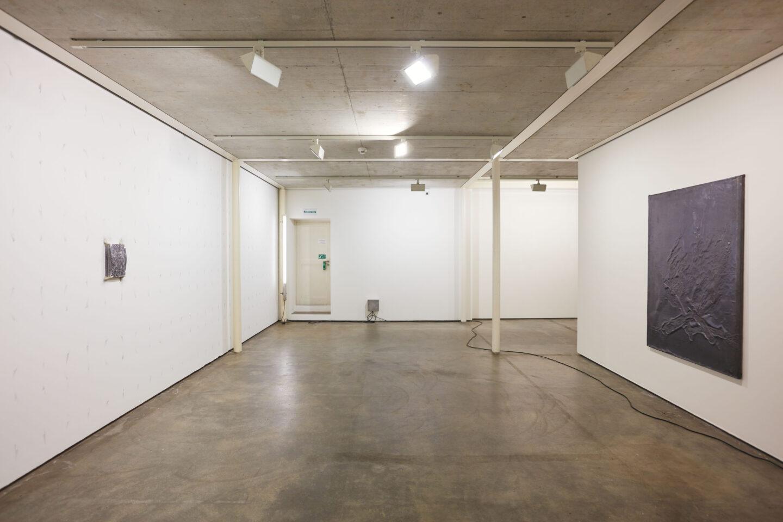 Exhibition View Groupshow «Motor» at Kunstraum Riehen, Riehen, Basel, 2020 / Photo: Moritz Schermbach / Courtesy: the artists