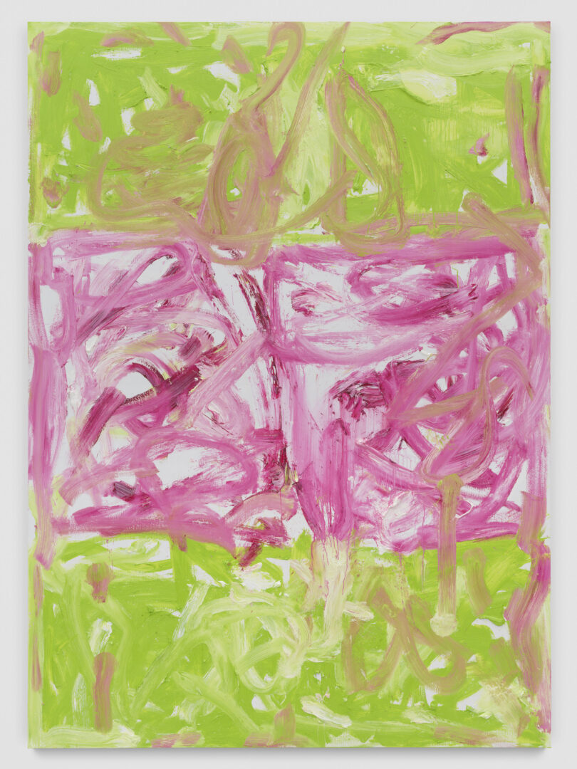 Exhibition View Armen Eloyan Soloshow (view on Armen Eloyan, Untitled 1, 2020) at CAN Centre d'art Neuchâtel, Neuchatel, 2020 / Photo: Stefan Altenburger / Courtesy: the artist and CAN