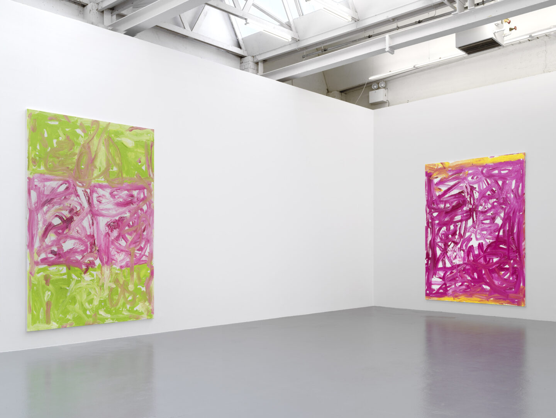 Exhibition View Armen Eloyan Soloshow at CAN Centre d'art Neuchâtel, Neuchatel, 2020 / Photo: Stefan Altenburger / Courtesy: the artist and CAN